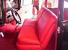 Work By Gary's Auto Interiors